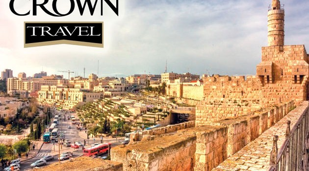 Jerusalem – The Golden City