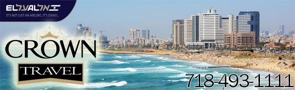 Crown Travel - EL-AL Deals