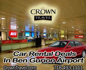 Crown Travel - Car Rental Deals